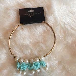 Jewelry - Ⓜ️statement choker necklace